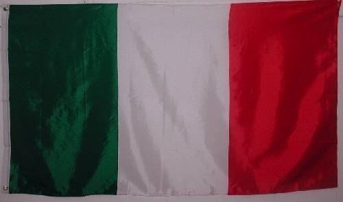 1,2 x 1,8 m Drapeau de l'Italie –-Grande 4 x 6 –-–-Drapeau italien par Wildflags