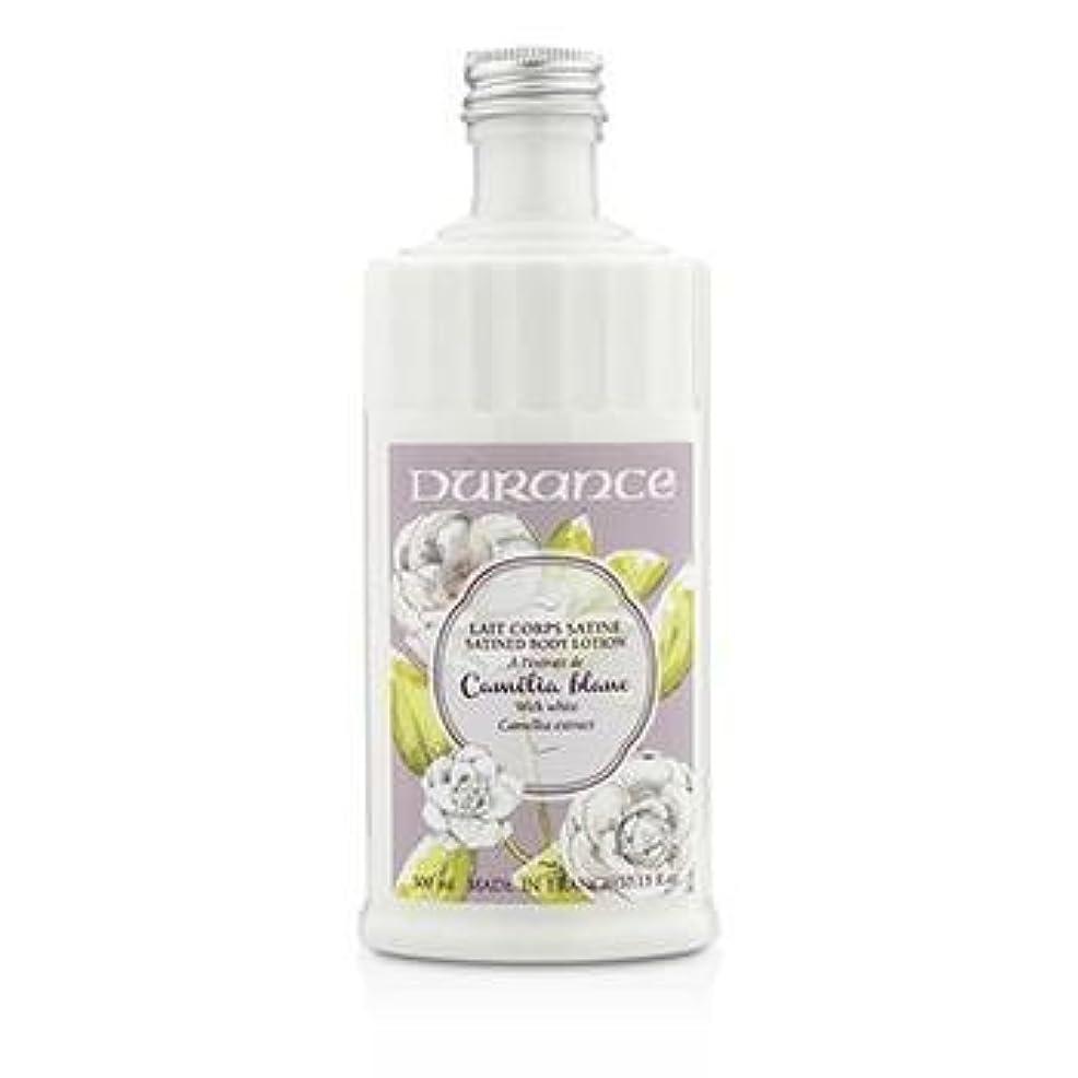 洗剤アテンダントDURANCE(デュランス) ホワイトカメリアライン ボディローション 300ml 3287570031437