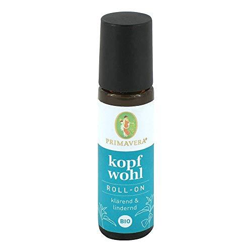PRIMAVERA Kopfwohl Roll-on klärend und lindernd, 10 ml Lösung