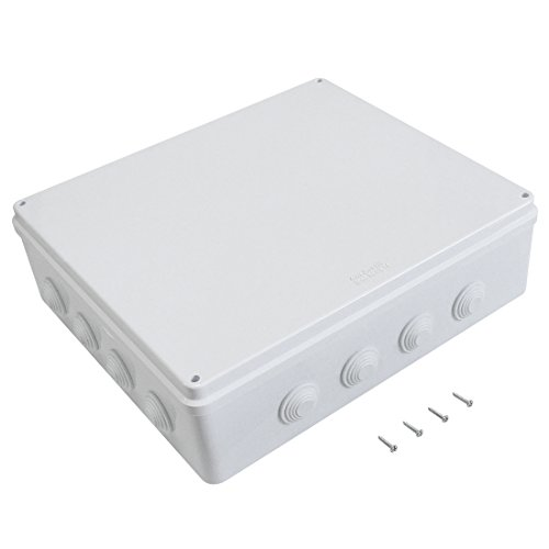 115 x 90 x 55 mm electrical ABS plastic connector box made of ABS flame retardant material for electrical project housings Waterproof IP65 ABS housing professional electronic case box .