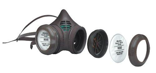 8000 Series Facepieces - medium facepiece assembly