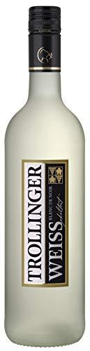 Württemberger Wein Fleiner Trollinger Blanc de Noir QW halbtrocken (1 x 0.75 l)