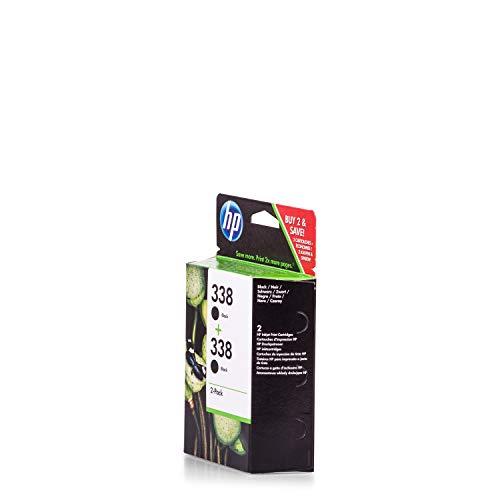 HP CB331EE / 338 - Cartuccia originale per stampante DeskJet 9800 Series 2X Premium, 900 pagine, 2 x 11 ml