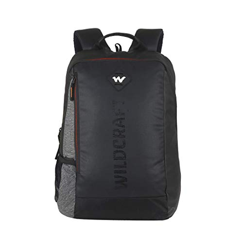Wildcraft Work Packs'18 21 Ltrs Black Laptop Backpack...
