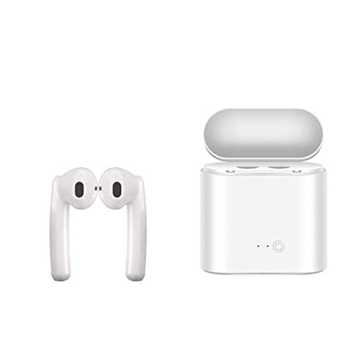 Wireless Earbuds Sports Bluetooth Headphones Bluetooth5.0 Wireless with Portable Charging Box Noise Cancelling Headset