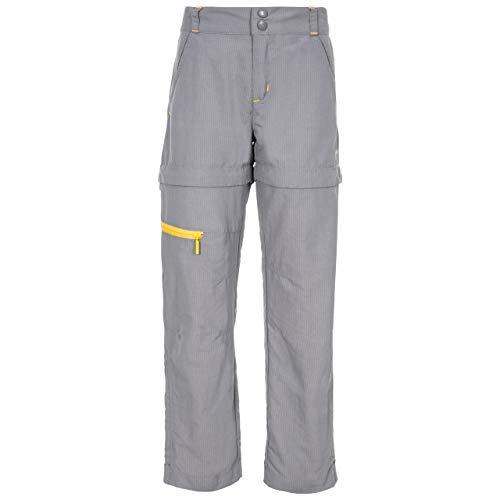 Trespass Pantalones de Defensor Unisex para niños, con protección UV, Unisex niños, Pantalones...