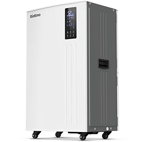 Buy Cheap RINKMO Commercial Dehumidifier 296 PPD, Large Industrial Water Damage Restoration Dehumidi...