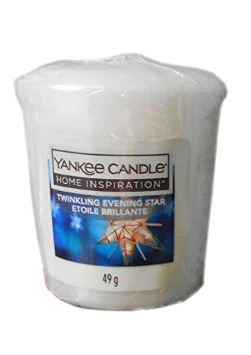Yankee Kaars Twinkling Avond Ster 49g Votive Sampler