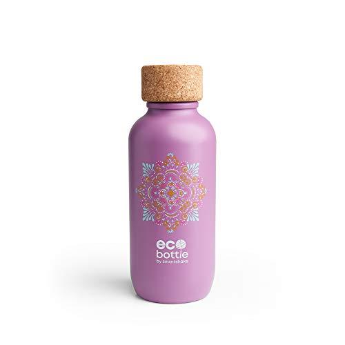 Smartshake EcoBottle 650 Water Bottle, Mandala