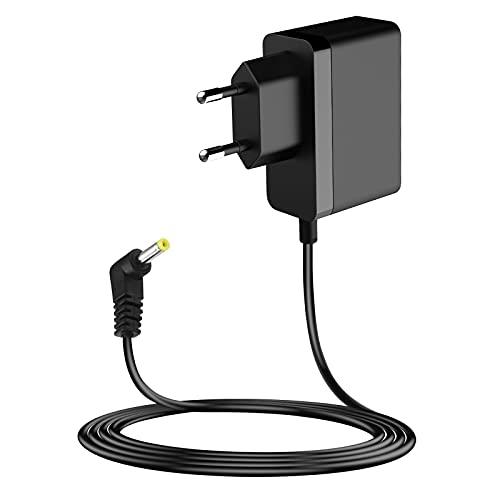 MEROM 6V 1A Ladegerät Netzgerät Kompatibel mit Omron-Blutdruckmessgerät Omron M500 M5 Serie M7 Serie M10 Serie Blutdruckmessgerät Netzteil