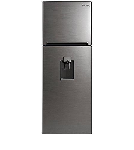 Daewoo HOGDAE32210GND Refrigerador con Despachador, 11 Pies, Silver, color, Silver, pack of/paquete de 1