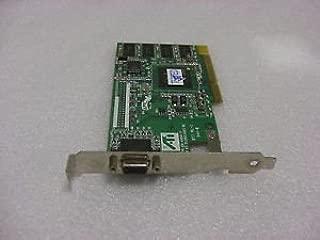 ATI 0125-21000 8MB AGP RAGE PRO TURBO VIDEO CARD WITH VGA OUTPUT