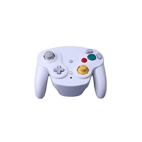Controller für Android |Wireless Game Controller für NGC Gamepad Joystick für Game-Cube für Nintendo für NGC für Wii-White-