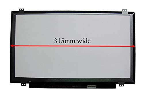 Wikiparts* NEW 14.0' LED LCD MATTE SCREEN REPLACEMENT FOR IBM LENOVO IDEAPAD 320S-14IKB 80X4 LAPTOP DISPLAY PANEL
