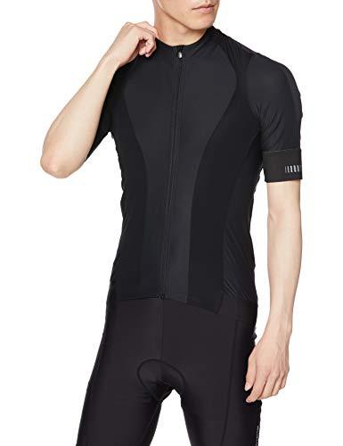 zerorh+ Mamba Airx, Jersey Bike para Hombre, Hombre, Ecu0695 90Hl, Black/Fluo Green, L
