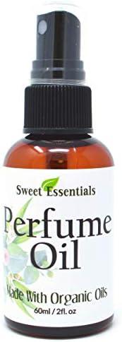 Pistachio Magnolia Fragrance Perfume Oil 2oz Made with Organic Oils Spray on Perfume Oil Alcohol product image