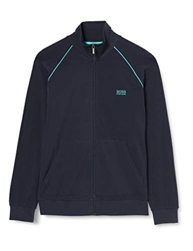 BOSS Herren Mix&Match Jacket Z Sweatshirt, Open Blue498, M