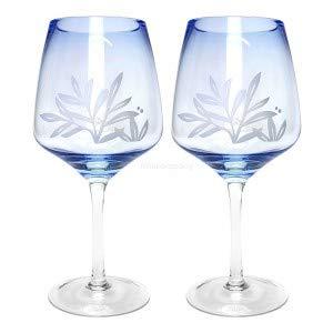 Gin Mare Gläser Set- 2 Gin Mare Gläser