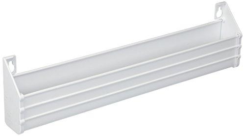 Rev-A-Shelf White 14 Polymer Slim Series Tip-Out Tray
