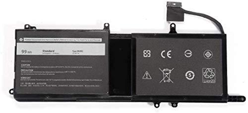 ASKC 9NJM1 Laptop Batería para Dell Alienware 15 R3 R4 17 R4...