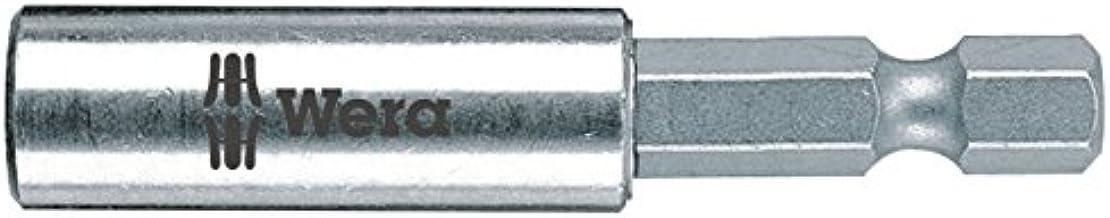 Argent Wera 05057666001 Impactor Torx Embout 867//4 IMP DC TX 30x50mm