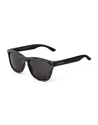 HAWKERS Gafas de sol, Negro, One Size Unisex-Adult