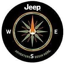 Mopar 82210884AB Jeep Spare Tire Cover