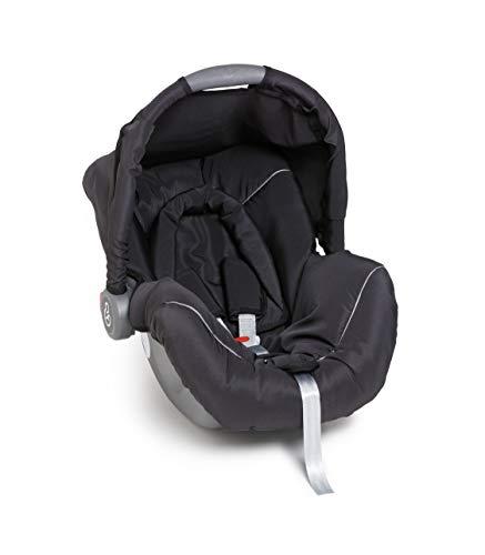 Cadeira para Auto e Bebê Conforto Piccolina, Galzerano, Preto/ Cinza, 0 a 13 kg