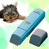 【パナソニック】ペットクラブ 犬用バリカン 部分カット用 ER803PP-A 青 ×5個セット