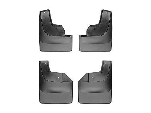 WeatherTech Custom MudFlaps for Ford F-150...