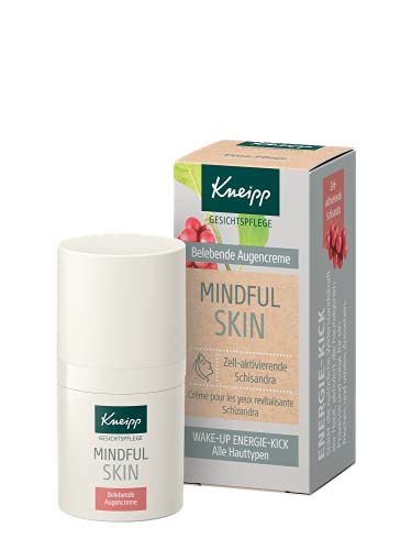 Kneipp Mindful Skin Belebende Augencreme 15 ml