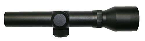 Umarex RWS 2300582 1.7 x 20 Pistol Scope with Rings