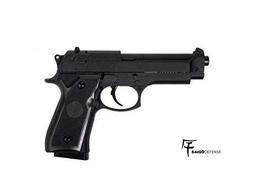 valhalla Pistola Beretta 92 SAIGO Defense Muelle 6mm (Joule <0,5)