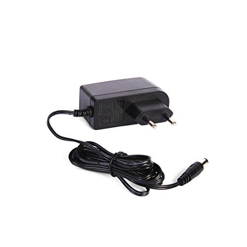 D'Addario Fuente de alimentación de 9 V, Conector Tipo F.