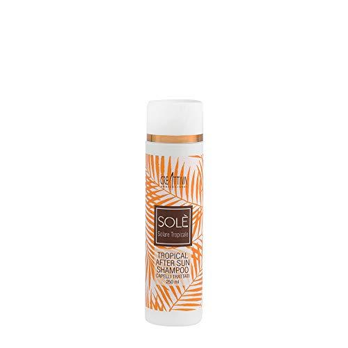 Creattiva Solè Tropical After Sun Shampoo Capelli Trattati 250ml - Shampooing Après - Soleil