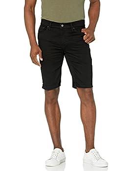 Levi s Men s 511 Slim Cut-Off Short black/black/stretch 32