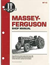 SMMF42 MF-42 MF42 New Massey Ferguson Tractor Shop Manual 230 235 240 245 250