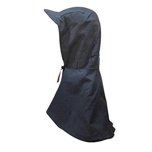 joyMerit Capucha Protectora Máscara Gorra De Soldadura Sombrero Protector Para Soldador Mascarilla A Prueba De Polvo