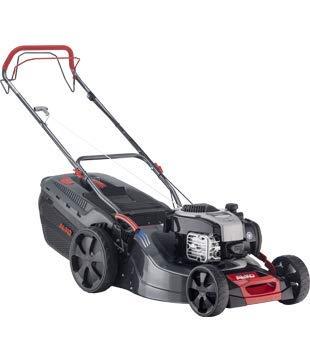 AL-KO Benzin-Rasenmäher Comfort 51.0 SP-B, 51 cm Schnittbreite, 2.3 kW Motorleistung, robustes Stahlblechgehäuse, Hinterradantrieb, Mulchfunktion