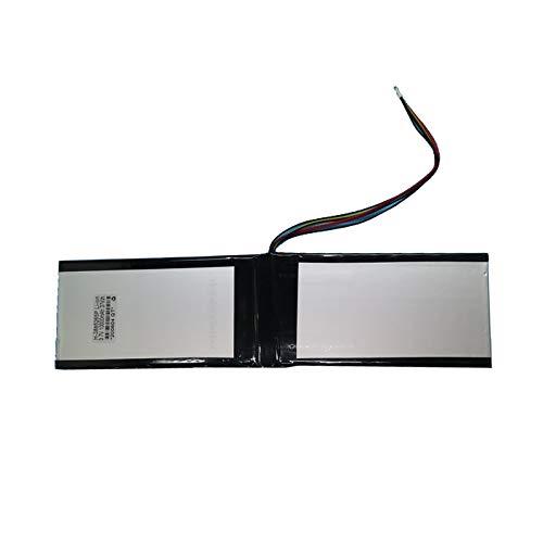 RTDpart Batería del Ordenador portátil para YEPO 737S SJY H-3885265P 3780185 3390135 3,7 V 10000MAH 37WH Nuevo