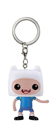 Funko - POP Keychain: Adv Time - Finn