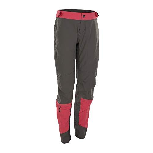 Ion Shelter Softshell Damen Fahrrad Pant Hose lang braun/pink 2021: Größe: XL (42)