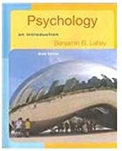 Psychology: An Introduction (Includes In Psych Student CD-ROM and Registration Code & Practice Tests for use with Psychology: An Introduction) 9th edition