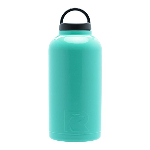 RTIC 289 Insulated Bottle, 64oz, Teal