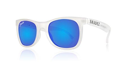 Shadez Lunettes de soleil polarisées Bleu 3-7 ans
