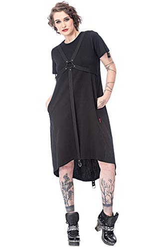 Queen of Darkness Kleid Strap Witch (Medium)