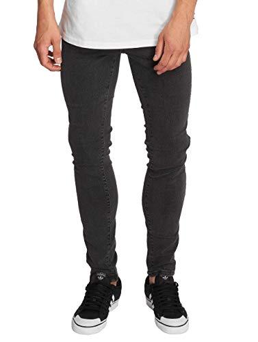 Dr. Denim Herren Jeans/Slim Fit Jeans Snap Schwarz W 31 L 32