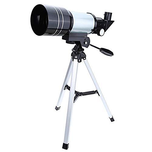 Für Reisen im Freien F36050 Tragbare Professionelle High Definition High Times Espace Astronomisches Teleskop Spektiv mit Aluminiumlegierung Stativ