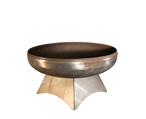 Ohio Flame 30' Liberty Fire Pit with Standard Base...