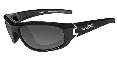 WileyX Curve Motorzonnebril voor fietsers – op de fiets of in de vrije tijd comfortabel te dragen.